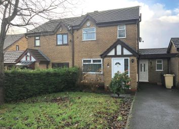 Thumbnail 3 bedroom semi-detached house for sale in Rudford Gardens, Great Lever, Bolton