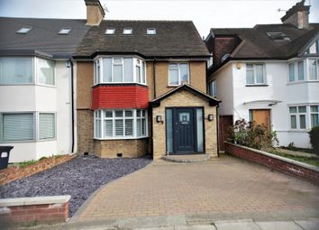 Thumbnail 4 bed semi-detached house for sale in Elm Close, Hendon