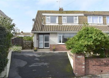 Thumbnail 3 bed semi-detached house for sale in Pennard Road, Kiittle, Swansea