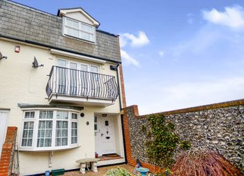 Thumbnail 3 bed town house for sale in Howe Mews, Commercial Road, Eastbourne