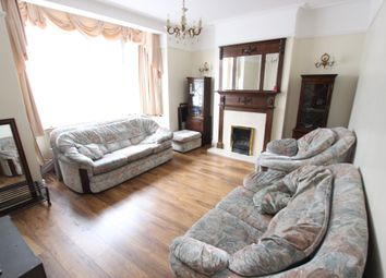 Thumbnail 4 bed flat to rent in Downhills Park Road, London
