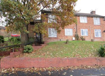 Thumbnail 1 bed flat for sale in Warrens Hall Road, Dudley