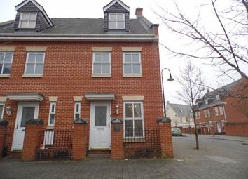 Thumbnail 3 bed property to rent in Vale Mill Way, Weston Village, Weston Super Mare