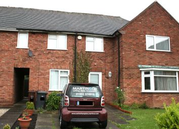 Thumbnail 3 bed terraced house to rent in Gilbert Close, Wolverhampton