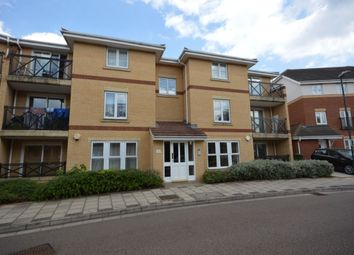 Thumbnail 2 bed flat for sale in Marathon Way, West Thamesmead, London