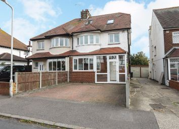 Thumbnail 5 bed semi-detached house for sale in Rosemary Avenue, Broadstairs