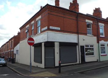 Thumbnail 5 bed terraced house for sale in Egginton Street, Leicester