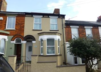 Thumbnail 3 bed terraced house to rent in Astley Avenue, Dover