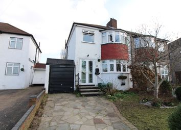 Rolleston Avenue, Petts Wood, Orpington BR5. 3 bed semi-detached house for sale