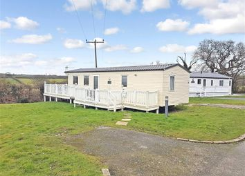 Thumbnail 2 bedroom mobile/park home for sale in Thorness Bay, Thorness Lane, Cowes, Isle Of Wight