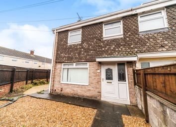Thumbnail 2 bed end terrace house for sale in Challoner Road, Hartlepool