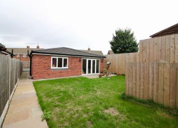 Thumbnail 2 bed bungalow for sale in Gilbert Avenue, Tuxford, Newark