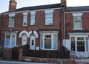 Thumbnail 2 bed terraced house for sale in Jubilee Crescent, Gainsborough