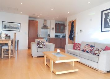 Thumbnail 2 bed flat to rent in Sirocco, Channel Way, Ocean Village, Southampton