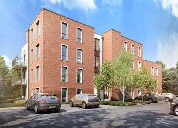 "Thumbnail 1 bed flat for sale in ""Block B"" at The Green, Upper Lodge Way, Coulsdon"