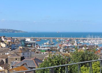 Thumbnail 2 bed flat to rent in Mount Pleasant Road, Brixham