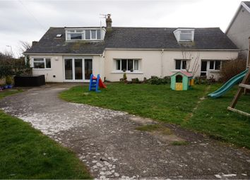 Thumbnail 5 bed detached house for sale in Croft Lane, Southerndown, Bridgend