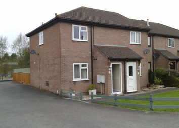 Thumbnail 2 bed end terrace house to rent in Marlborough Road, Royal Wootton Bassett, Swindon