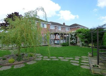 Thumbnail 6 bed detached house for sale in Alfred Smith Way, Legbourne, Louth