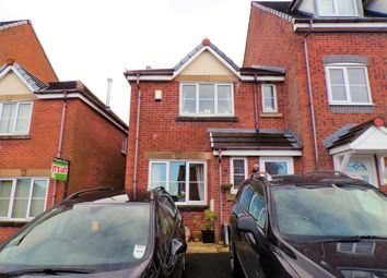 Thumbnail 3 bed end terrace house for sale in Clayton Way, Altham, Clayton Le Moors