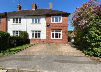 Thumbnail 3 bed semi-detached house to rent in Crescent Road, Alderley Edge
