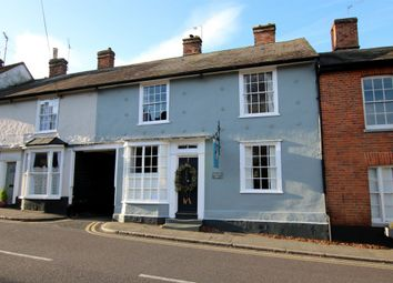 Thumbnail 4 bed end terrace house for sale in North Street, Dunmow, Essex