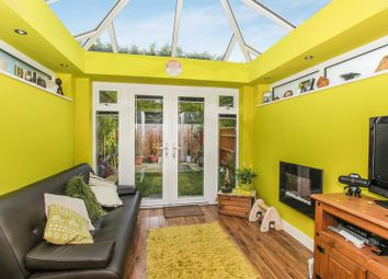 Thumbnail 2 bed terraced house for sale in Sheerstock, Haddenham, Aylesbury