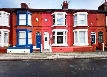 Thumbnail 3 bed terraced house for sale in Winchfield Road, Liverpool