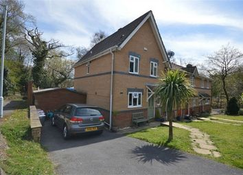 Thumbnail 3 bed end terrace house for sale in Byron Way, Killay, Swansea
