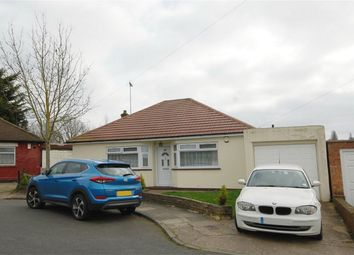Thumbnail 3 bedroom detached bungalow for sale in Ledway Drive, Wembley