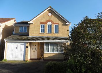 Thumbnail 4 bedroom detached house for sale in Scholars Walk, Diss