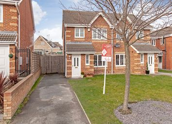 Thumbnail 3 bed semi-detached house for sale in Grange Farm Drive, Aston, Sheffield