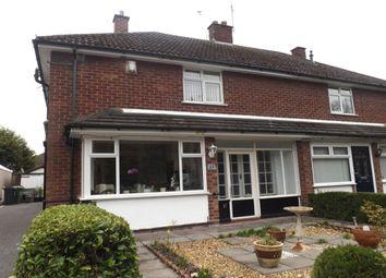 Thumbnail 3 bed semi-detached house for sale in Littler Grange Court, Littler Lane, Winsford