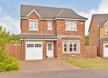 Thumbnail 4 bed detached house for sale in Applegate Drive, Lindsayfield, East Kilbride