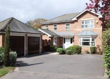 Thumbnail 4 bed detached house to rent in Stelle Way, Leicester