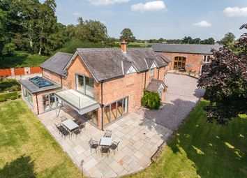 Thumbnail 5 bed detached house for sale in Park Road, Oulton, Tarporley
