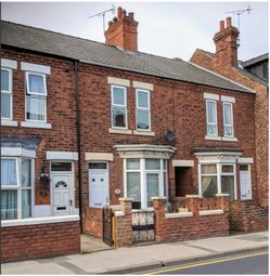 Thumbnail 3 bed terraced house for sale in Newcastle Avenue, Worksop