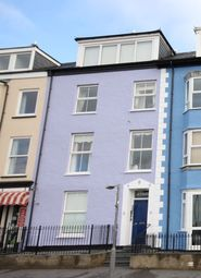 Thumbnail 1 bed flat for sale in Glandovey Terrace, Aberdovey, Gwynedd