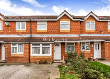 Thumbnail 3 bed property for sale in Bream Close, Heron Wharf, London