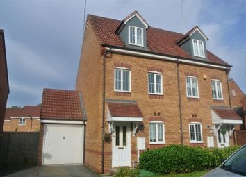 Thumbnail 3 bed semi-detached house to rent in Waterford Way, Coventry