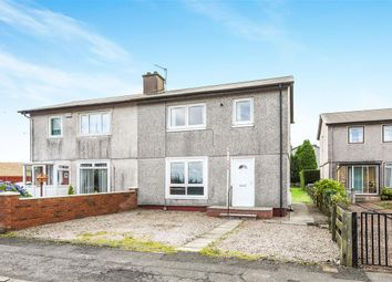 Thumbnail 3 bed semi-detached house for sale in Kirkton Road, Neilston, Glasgow