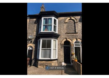 Thumbnail 1 bed flat to rent in Grove Street, Hull