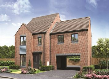 "Thumbnail 3 bed detached house for sale in ""The Kinnerley"" at Lawley Drive, Lawley, Telford"