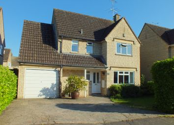 Thumbnail 4 bed detached house for sale in Sudeley Drive, South Cerney, Cirencester