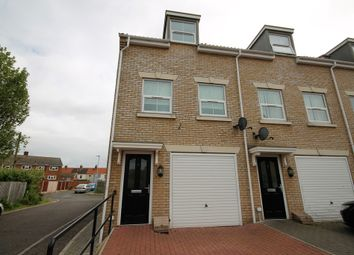 Thumbnail 3 bed end terrace house to rent in Lucas Road, Great Yarmouth