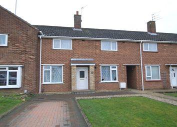 Thumbnail 3 bedroom terraced house for sale in Marryat Road, Heartsease, Norwich