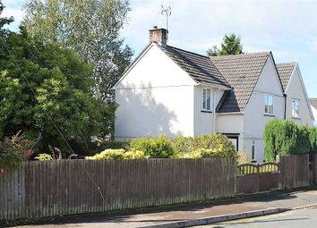 Thumbnail 3 bed semi-detached house for sale in The Uplands, Rogerstone, Newport
