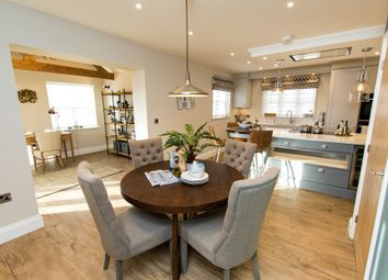 Thumbnail 5 bedroom detached house for sale in Plot 1, Thorne Lane, Scothern, Lincoln