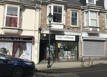 Thumbnail Retail premises for sale in Trelowarren Street, Camborne