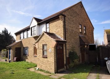 Thumbnail 1 bed flat for sale in Woodcotes, Shoeburyness, Southend-On-Sea